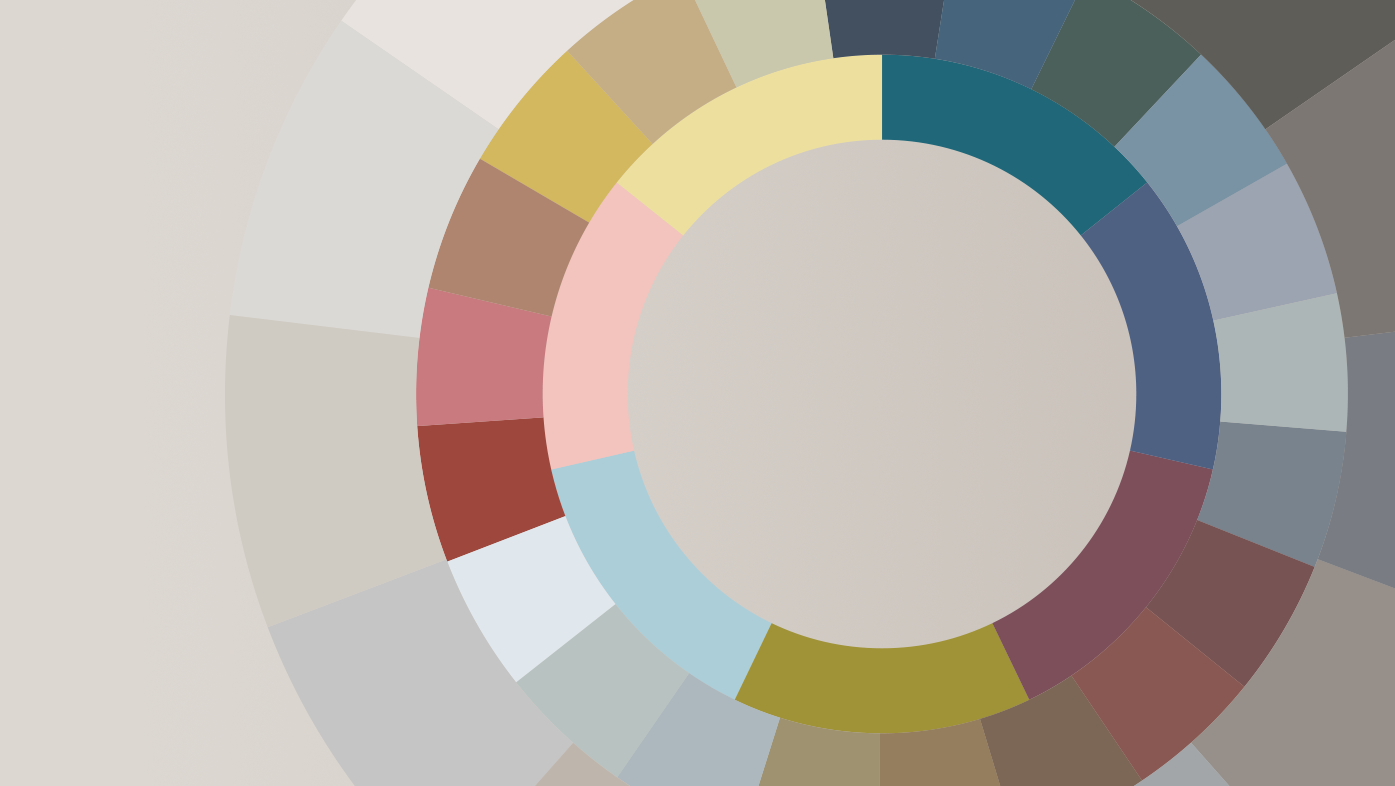 Coalesse Color Palette